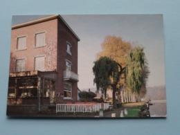 Hôtel - Restaurant LE MOSAN ( Mr. & Mme Hermant-Parente ANSEREMME - Dinant ( Zie / Voir Photo ) ! - Visiting Cards