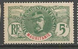 MAURITANIE N° 4 NEUF** SANS CHARNIERE / MNH - Mauritania (1906-1944)