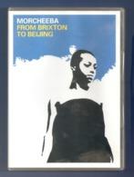 DVD MORCHEEBA FROM BRIXTON TO BEIJING - Concerto E Musica