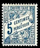 TUNISIE T28** 5c Bleu - Tunisia (1888-1955)