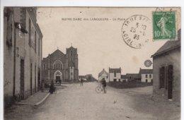 Notre Dame Des Langueurs - La Place - France