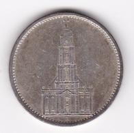 Wal_ Deutsches Reich  - 5 Reichsmark - 1935 - A - Garnisonskirche (ohne Datum) (e) - [ 4] 1933-1945 : Troisième Reich