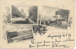 1899 - RIGA , 2 Scan - Letonia