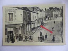 Menetou - Salon.   Rue De La Mairie. - France