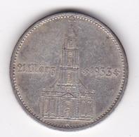 Wal_ Deutsches Reich  - 5 Reichsmark - 1934 - A - Garnisonskirche (mit Datum) - [ 4] 1933-1945: Derde Rijk
