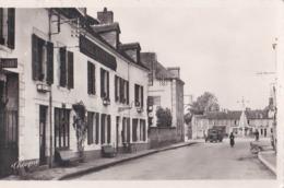 CPSM  : Boussac (23) Le Grand Hôtel Aucouturier     Ed Théojac   Années 1960   TBE - Boussac