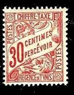 TUNISIE T31** 30c Rouge - Tunisia (1888-1955)