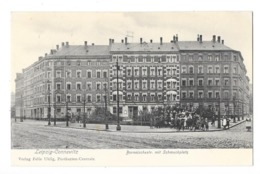 LEIPZIG CONNEWITZ  (Allemagne) Bornaischestr - Leipzig