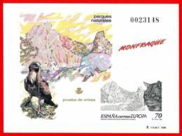 España. Spain. 1999. PO. EUROPA. Parque De Monfragüe. Gato Montes - Europa-CEPT
