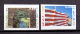 3291/92 Europa  Ongetand 2004 - Non Dentelés