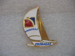 Pin's Bateau, Voilier Primagaz - Barcos