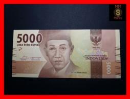 INDONESIA 5.000 5000  Rupiah 2016  P.  156  UNC - Munten & Bankbiljetten
