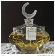 TRES JOLI FLACON ANCIEN POUR LE PARFUM    FIGENE    AUBE NOUVELLE     Bouchon Emeri - Fragrances (new And Unused)