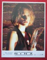 8 Photos Du Film Nom De Code Nina (1993) – Bridget Fonda - Albums & Collections