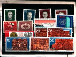 7151B) Germania-lotto Di Francobolli- MNH** - [6] Oost-Duitsland