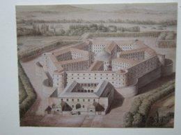 La Première Prison Pour Enfants - Carte De Collection (voir Au Verso) - Old Paper