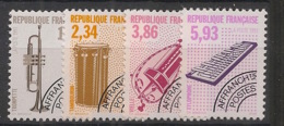 France - 1993 - Préo N°Yv. 228 à 231 - Série Complète - Neuf Luxe ** / MNH / Postfrisch - 1989-....