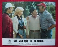 16 Photos Du Film Dis-moi Que Tu M'aimes (1974) – Mireille Darc - Albums & Collections