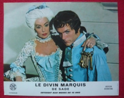 12 Photos Du Film Le Divin Marquis De Sade (1971) – Cyril Enfield - Albums & Collections