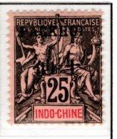 Ex Colonie Française  * Pakoï  Poste   8   N* - Unused Stamps