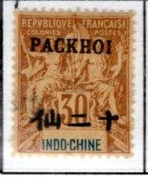 Ex Colonie Française  * Pakoï  Poste   10   N* - Unused Stamps