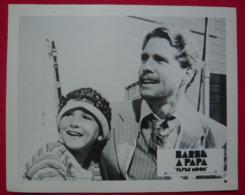 10 Photos Du Film Barbe à Papa (1973) – Ryan O'Neal - Albums & Collections