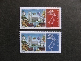 Nouvelle-Calédonie: TB Paire N° 1336 Et N° 1337 , Neufs XX . - Nouvelle-Calédonie