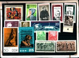 7152B) Germania-lotto Di Francobolli- MNH** - [6] Oost-Duitsland