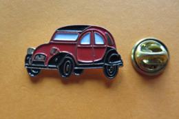 Pin's,voiture,CITROËN,DEUX CHEVAUX, 2CV,Auto - Citroën