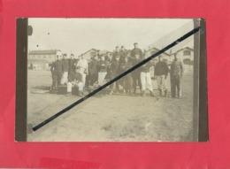 Carte Photo Rétrécit , à Confirmer : Correspondance Reims  -  (militaires,militaire, Soldat , Soldats ) - Reims