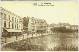 Watermael-Boitsfort.  Etangs Et Hôtels. - Watermael-Boitsfort - Watermaal-Bosvoorde