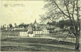 Watermael-Boitsfort.  Panorama Vers Eglise. - Watermael-Boitsfort - Watermaal-Bosvoorde