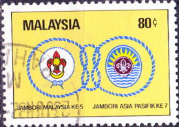 Malaysia - Pfadfindertreffen (MiNr: 236) 1982 - Gest Used Obl - Maleisië (1964-...)