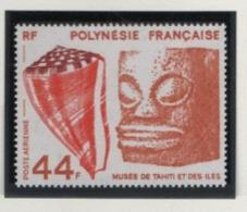 W36 Polynésie °°  PA 146 MUSeE - Poste Aérienne