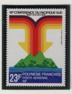W36 Polynésie °°  PA 147 Conférence - Poste Aérienne