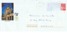 """LES ARDENNES"" - Eglise D'Asfeld - Enteros Postales"