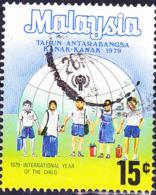 Malaysia - Jahr Des Kindes (MiNr: 200) 1979 - Gest Used Obl - Maleisië (1964-...)