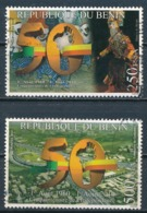°°° BENIN - Y&T N°1207/9 - 2010 °°° - Benin – Dahomey (1960-...)