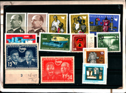 7153B) Germania-lotto Di Francobolli- MNH** - [6] Oost-Duitsland