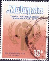 Malaysia - Jahr Des Kindes (MiNr: 199) 1979 - Gest Used Obl - Maleisië (1964-...)