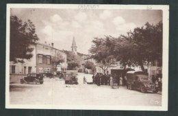 Vaucluse. Cadenet; Place Du 4 Septembre - Cadenet