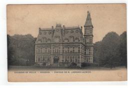 HEUSDEN  ENVIRONS DE MELLE - CHÂTEAU DE M. LERGRAND-LAUWICK - België