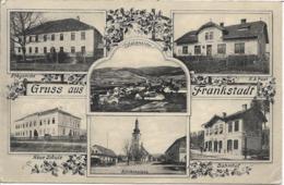 1919 - Novy Malin  Frankstadt , Gute Zustand, 2 Scan - Repubblica Ceca