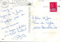 N°77123 -cachet Manuel Blainville Sur Orne - Cachets Manuels