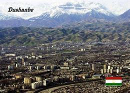 Tajikistan Dushanbe Aerial View New Postcard Tadschikistan AK - Tadjikistan