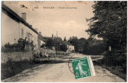 58 VAUCLAIX - Route De Lormes - Sonstige Gemeinden