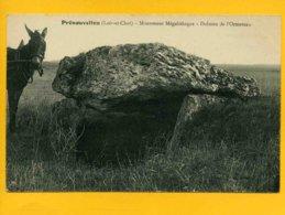 4104 - Prénouvellon - Monument Mégalithique - Dolmen De L'Ormeteau - Other Municipalities