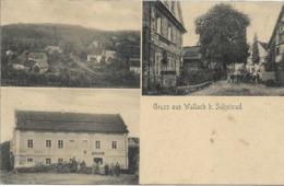 1905/15 - Bylochov Sukorady  Sukohrad Okres Litomerice , Gute Zustand ,  2 Scan - Czech Republic