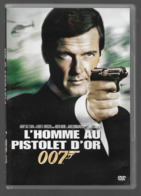 DVD 007 L'homme Au Pistoler D'or - Action, Adventure
