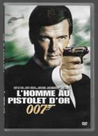 DVD 007 L'homme Au Pistoler D'or - Azione, Avventura